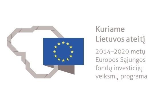 Finansuojama iš Europos Regioninės plėtros fondo www.esinvesticijos.lt